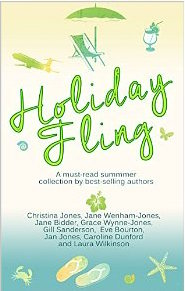 cover - holiday fling amazon
