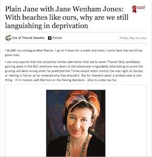 Plain Jane 100513 blog