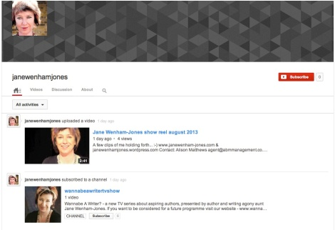 JWJ YouTube channel rev