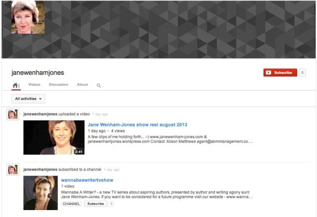 JWJ YouTube channel rev