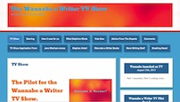 Wannabe screen blog