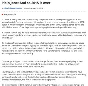 Plain Jane 010116