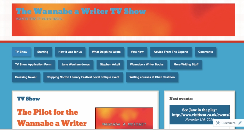 tv-show-home-page